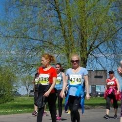 SEB Maijooks - Siret Linde (4340), Külli Parkman (4343)