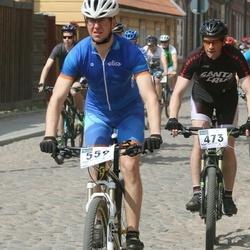 17. Mulgi Rattamaraton - Sergei Grishakin (473), Mihkel Järve (559)