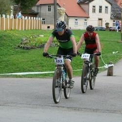 17. Mulgi Rattamaraton - Andres Soojärv (259), Jaan Tõnissoo (493)