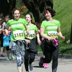 SEB Maijooks - Jekaterina Žegurova (3068), Agnes Sooääre (3102)
