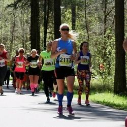SEB Maijooks - Anni Niidumaa (2173), Eike Laas (3818), Keiu Pirnpuu (4061)