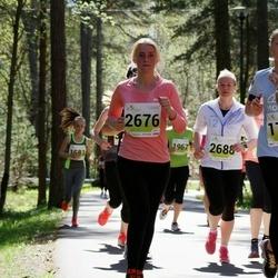 SEB Maijooks - Anni Veski (2676), Berit Oll (2688)