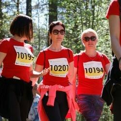 SEB Maijooks - Anna Potsinok (10194), Svetlana Stankevits (10199), Elena Kobets (10201)