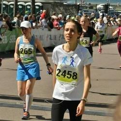SEB Maijooks - Kadri Mumm (265), Anastasia Sakova (2458)