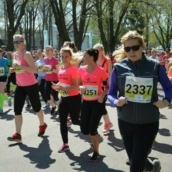 SEB Maijooks - Anneli Vellerind (2337), Kelly Tambur (4251)
