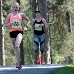 SEB Maijooks - Merilin Varsamaa (17), Hannagret Luks (28)