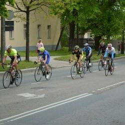 36. Tartu Rattaralli - Kaspars Sergis (5062), Margus Udeküll (5092), Mattias Jonatan Lehtsaar (5225), Timmo Tiitus (5368)