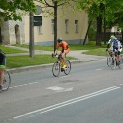 36. Tartu Rattaralli - Meelis Lääne (5128), Eero Kruusmaa (5137), Silver Kuusik (5188)