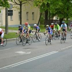 36. Tartu Rattaralli - Lauri Toom (5090), Ilian Matin (5115), Hannes Hallik (5125), Joanna Helmik (5174), Rain Kesperi (5264)