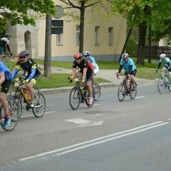 36. Tartu Rattaralli - Aleksander Tamm (5076), Toomas Joost (5144), Handri Kuslap (5167), Margo Näss (5300)