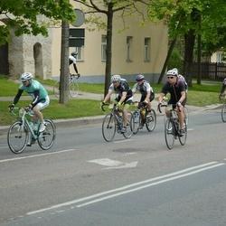 36. Tartu Rattaralli - Sulev Puusaar (5120), Indrek Roos (5192), Arturs Kokts (5456)