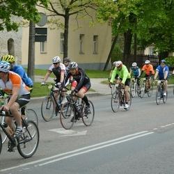 36. Tartu Rattaralli - Aavo Jõever (5484), Märt Tamm (5486), Peep Sirge (5695), Rando Reemann (5748), Siim Kaeramaa (5881)