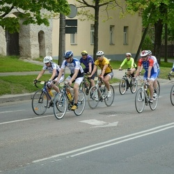 36. Tartu Rattaralli - Margus Põder (5593),   (5610), Anni Niidumaa (5777), Hugo Gregor Kikerpill (5945)