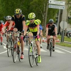 36. Tartu Rattaralli - Eero Kruusmaa (5137), Agnes Kukk (5151)
