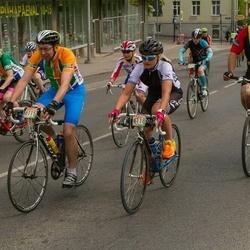 36. Tartu Rattaralli - Peeter Voovere (6115), Triin Olesk (6118), Aarne Tasane (6131)