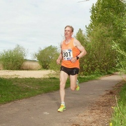 46. jooks ümber Harku järve - Andrus Lein (301)