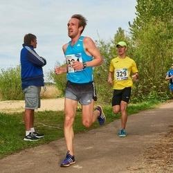 46. jooks ümber Harku järve - Mardo Lundver (329)