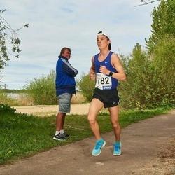 46. jooks ümber Harku järve - Karol Hanga (782)