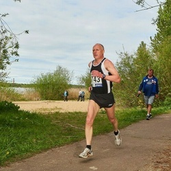 46. jooks ümber Harku järve - Ago Veilberg (743)