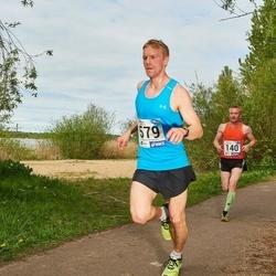 46. jooks ümber Harku järve - Raimo Salla (579)