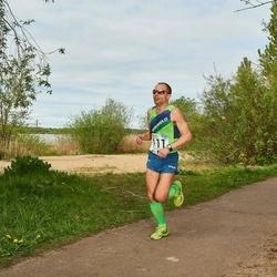 46. jooks ümber Harku järve - Ahto Jakson (111)