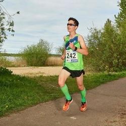 46. jooks ümber Harku järve - Rainer Kravets (242)