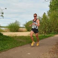 46. jooks ümber Harku järve - Urmo Kallakas (163)