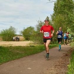 46. jooks ümber Harku järve - Martin Sagaja (575)