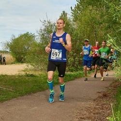 46. jooks ümber Harku järve - Janar Tähepold (697)