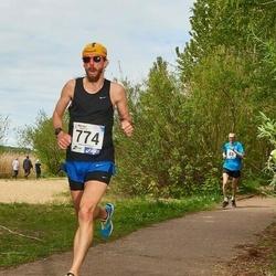 46. jooks ümber Harku järve - Kain Väljaots (774)