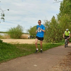 46. jooks ümber Harku järve - Oskar Helde (88)