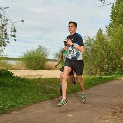 46. jooks ümber Harku järve - Hardy Kaska (189)