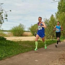 46. jooks ümber Harku järve - Eero Mõttus (393)