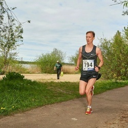 46. jooks ümber Harku järve - Karol Keskküla (194)