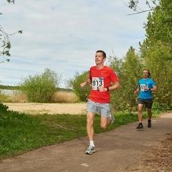 46. jooks ümber Harku järve - Ivar Sikk (813)