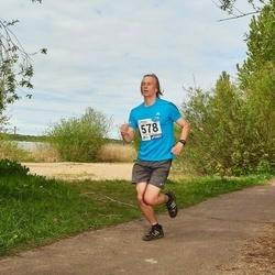 46. jooks ümber Harku järve - Marek Salla (578)