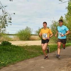 46. jooks ümber Harku järve - Sergei Bessonov (52), Silver Eensaar (58)