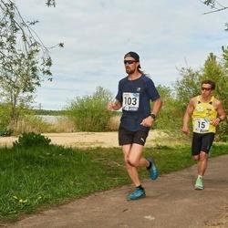 46. jooks ümber Harku järve - Andre Abner (15), Oleg Ignatjev (103)
