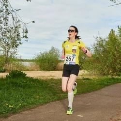 46. jooks ümber Harku järve - Klarika Kuusk (267)
