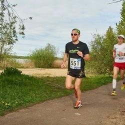 46. jooks ümber Harku järve - Raul Roots (551)
