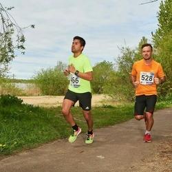46. jooks ümber Harku järve - Rodolfo Perez (466), Janek Ratas (528)