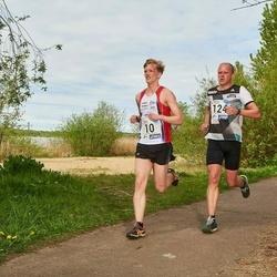 46. jooks ümber Harku järve - Andreas Aadli (10), Aivar Juhandi (124)
