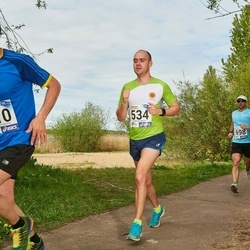 46. jooks ümber Harku järve - Robert Reisman (534)