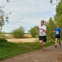 46. jooks ümber Harku järve - Kaspar Kork (231)