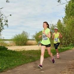 46. jooks ümber Harku järve - Katrin Selin (589)