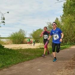46. jooks ümber Harku järve - Taavi Avarmaa (48), Liis Sooäär (616)
