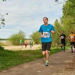 46. jooks ümber Harku järve - Rene Mustasaar (389)