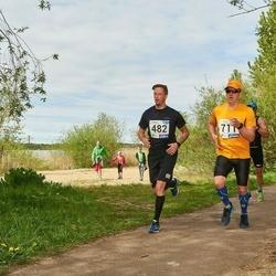 46. jooks ümber Harku järve - Marek Piirimägi (482), Janek Vahtra (711)