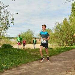 46. jooks ümber Harku järve - Ranno Kannel (173)