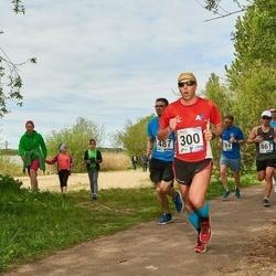 46. jooks ümber Harku järve - Reigo Lehtla (300)